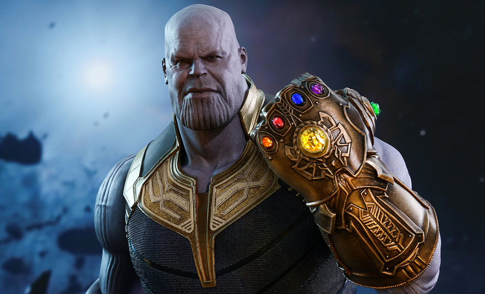 INFINITY WAR – THE TRUTH ABOUT THANOS