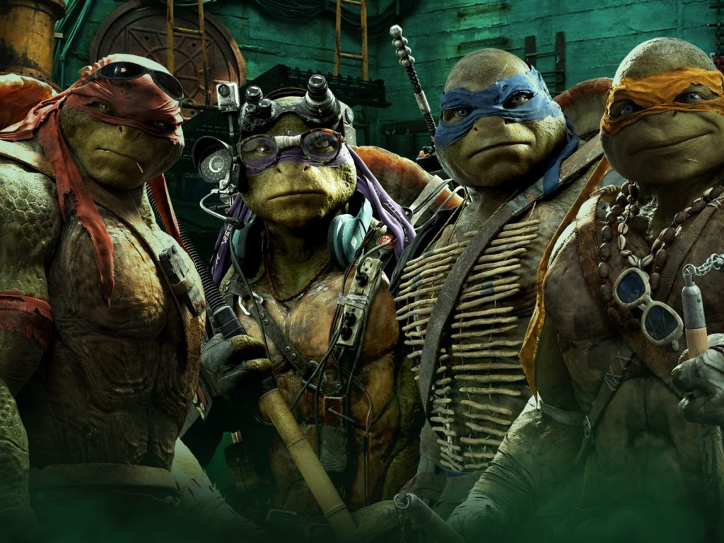 Teenage Mutant Ninja Turtles – Super Heroes?