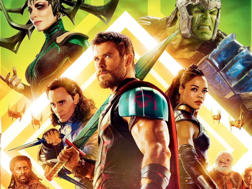 Ragnarok Rant – Thor the King of Comedy? Thor Ragnarok Review