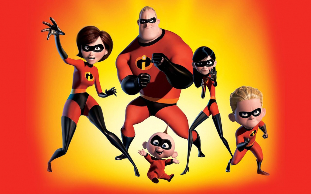 The Incredibles – Supers For Children