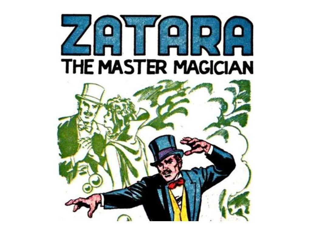 The Return of Zatara: a Plea to DC