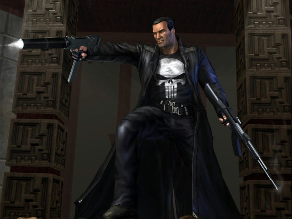 A True Punisher Experience – PS2 Video Game Review