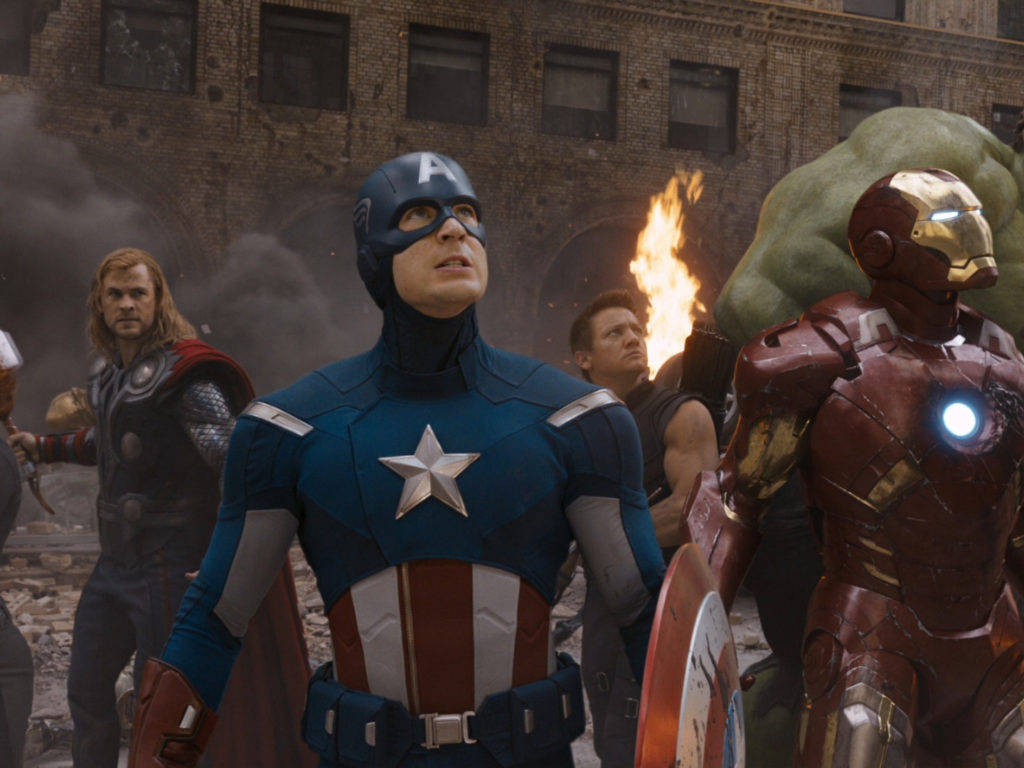 How the Avengers Became Flagship Characters