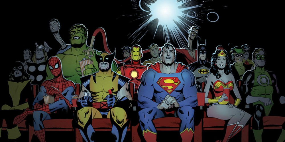 Are Superhero Movies Ruining Comics?
