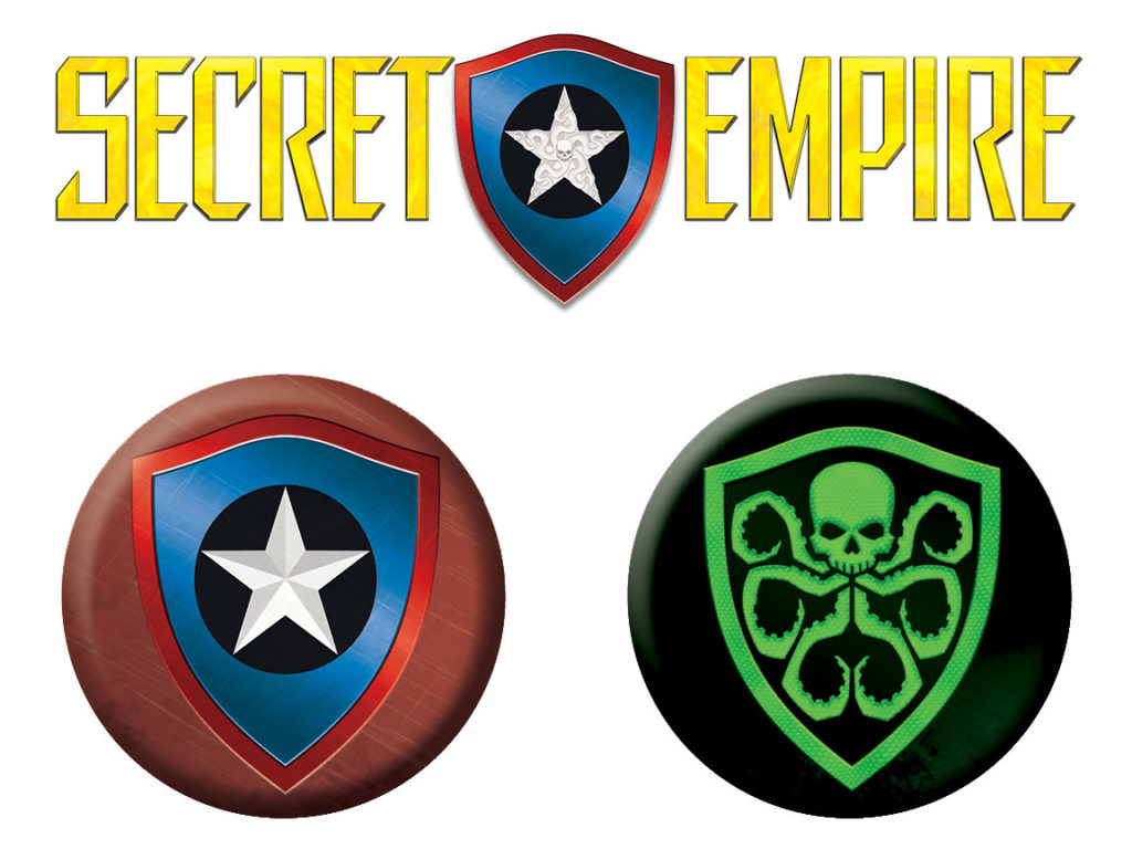 How Secret Empire Can Easily be the best Marvel event of all time?