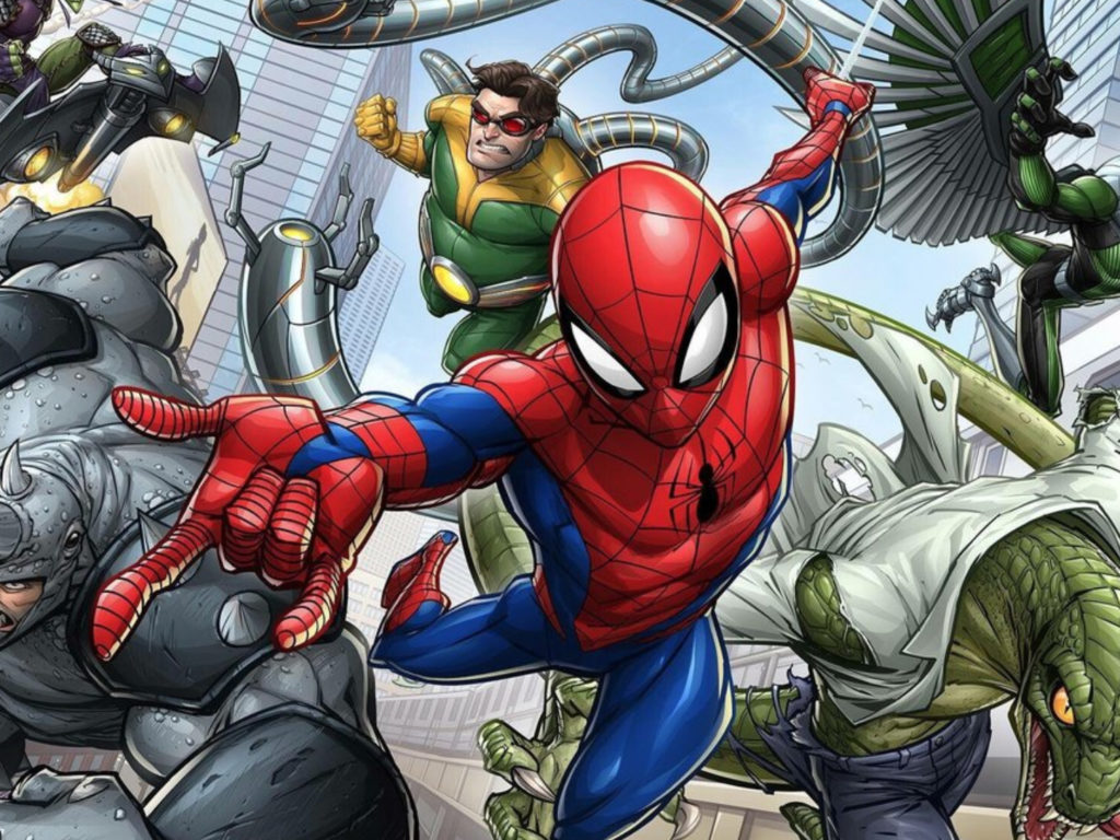 Spider-Man Rogues Gallery: Animal Kingdom