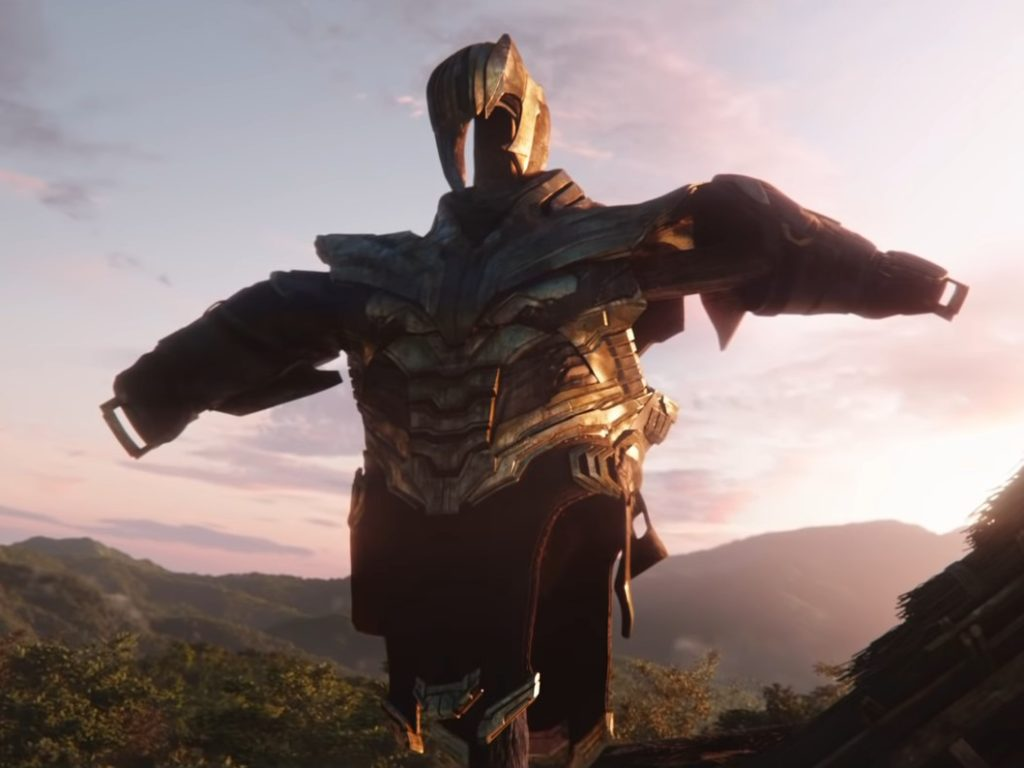 Avengers: Endgame – Where is Thanos?