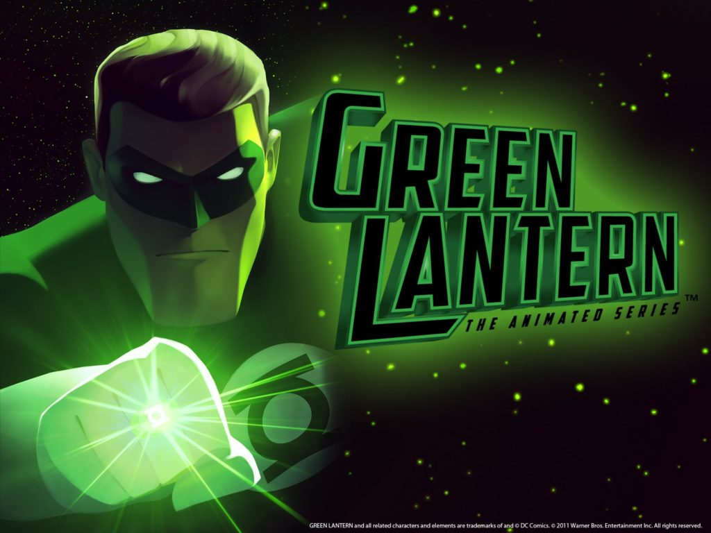 Green Lantern: The Animated Series – Ended Too Soon