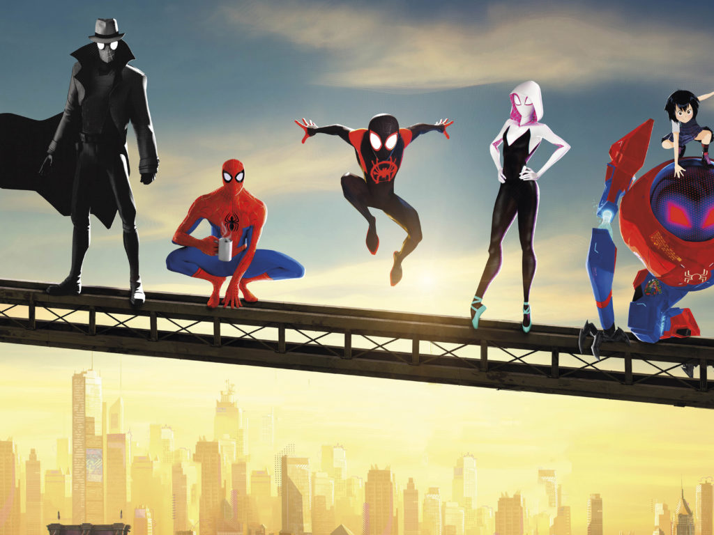 Into The Spider-Verse: Better Than Spider-Man 2?