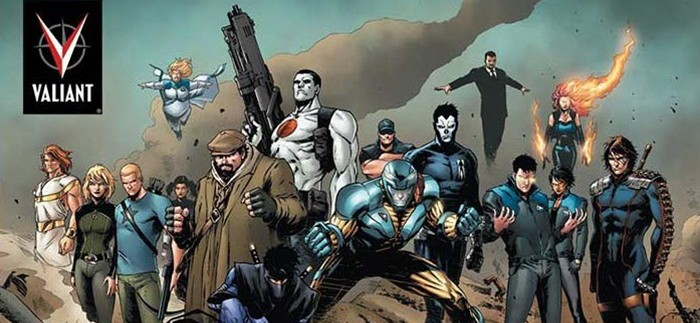 Valiant Cinematic Universe: What to Expect