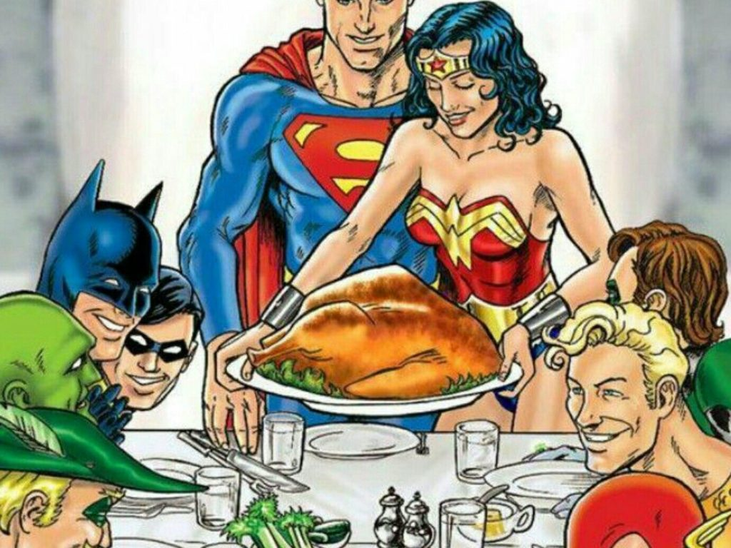 21 DC Characters and Their Favorite Foods
