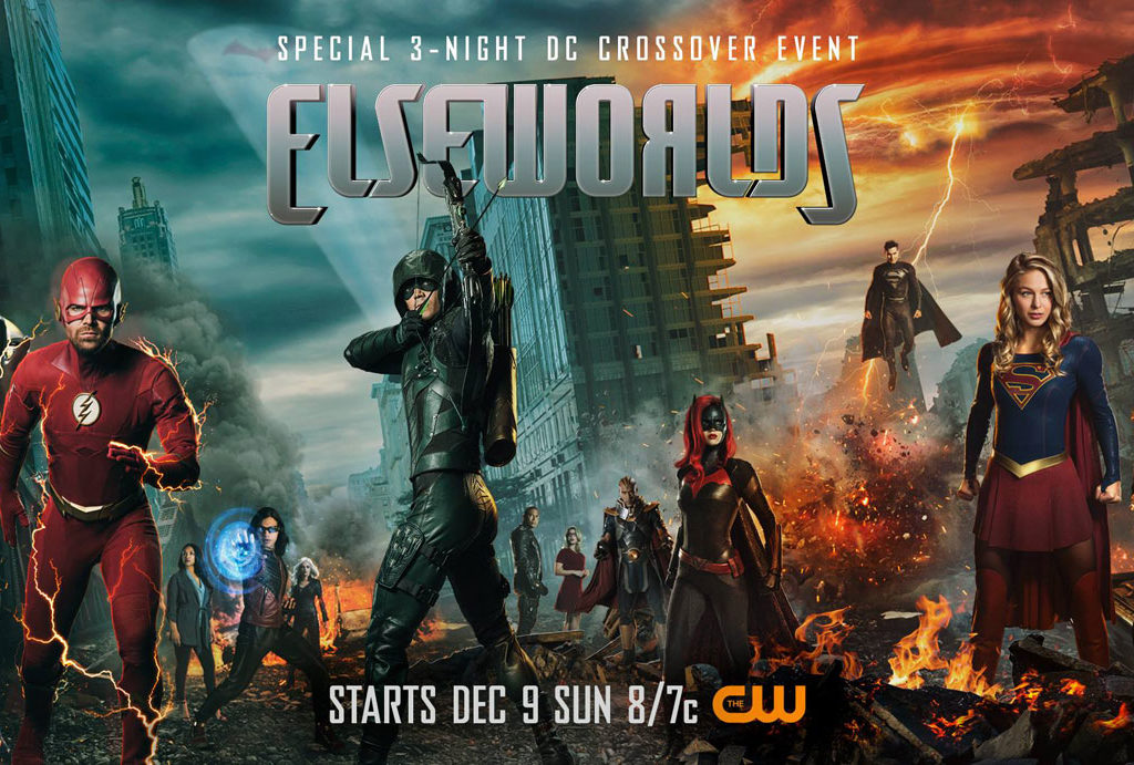 ELSEWORLDS – The CW Television Network