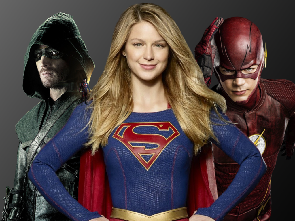 Arrowverse – The Best Live Action DC Universe