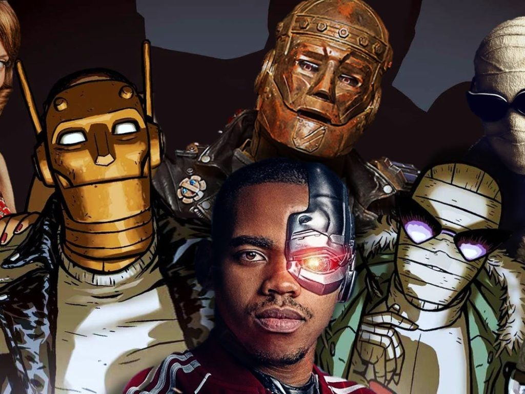FIRST IMPRESSION OF DOOM PATROL – SPOILER FREE