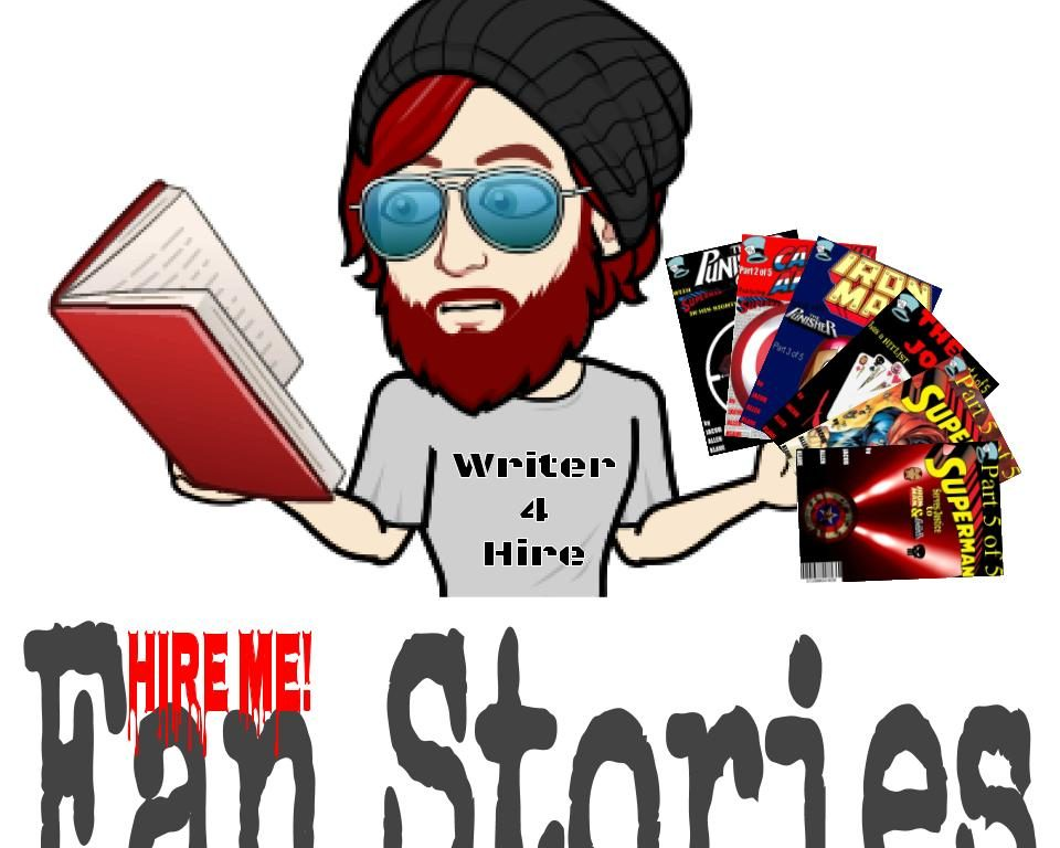 Hire Me! 5-Issue Marvel & DC Crossover Event