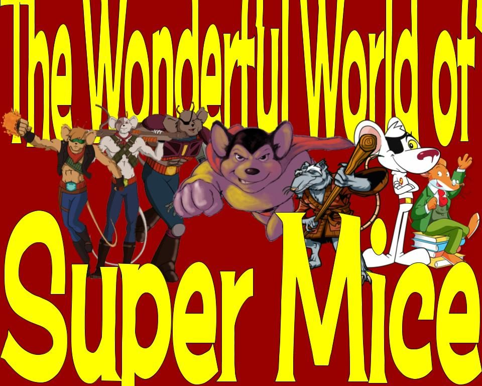 Mouse Power – The Most Powerful Mice Ever