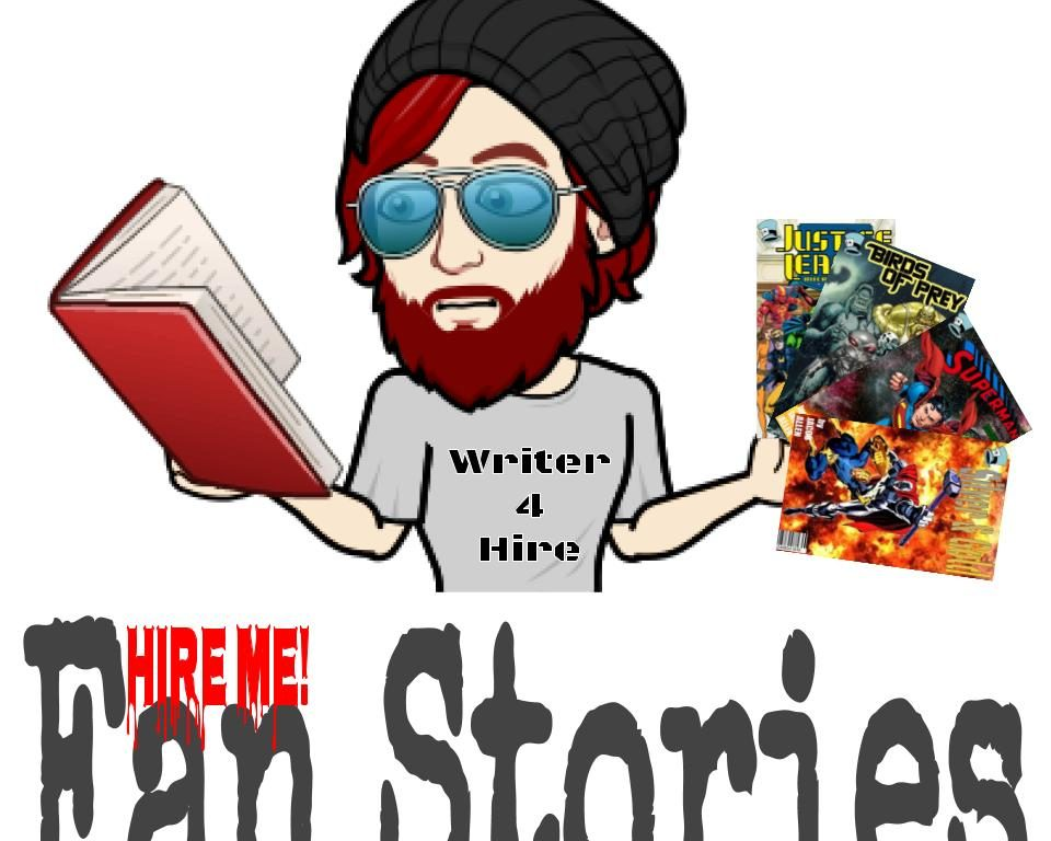 Hire Me! DC One-Shots