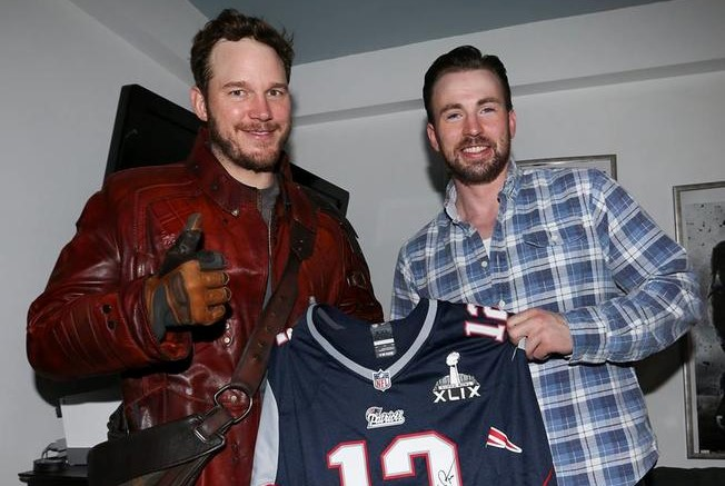 Comicbook Actors and Their Favorite NFL Teams