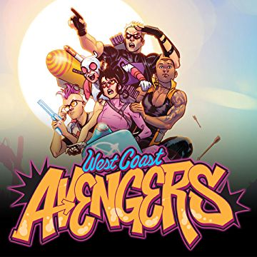 West Coast Avengers Review