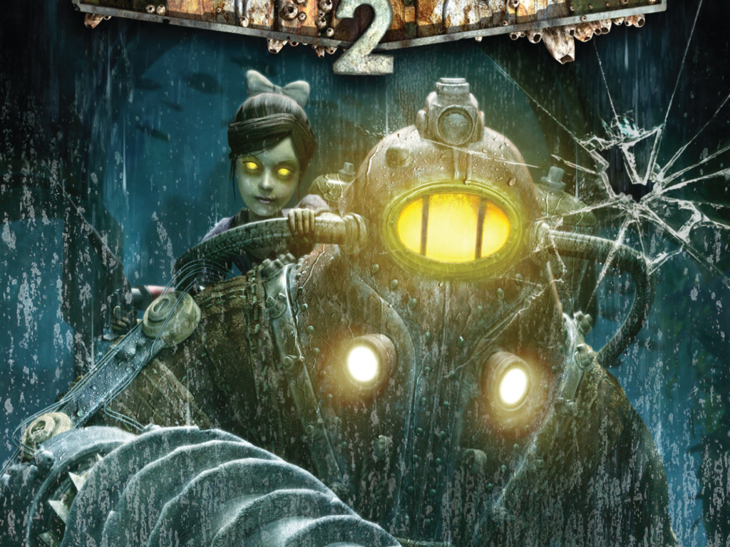 Bioshock 2: The Perfect Sequel P1