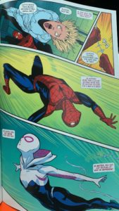 ghost spider annual