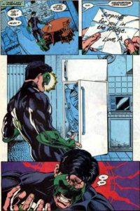 Motivation Green Lantern