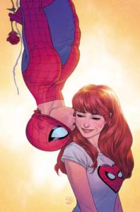 Mary Jane and Peter