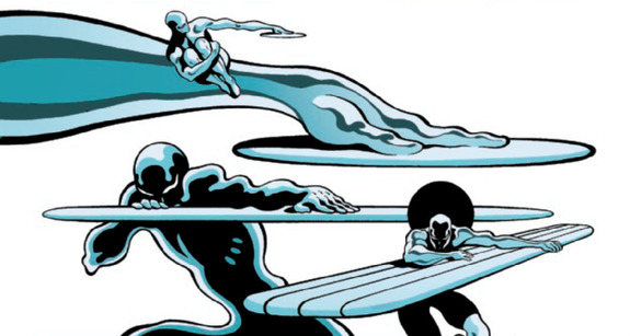 Silver Surfer: Black Review