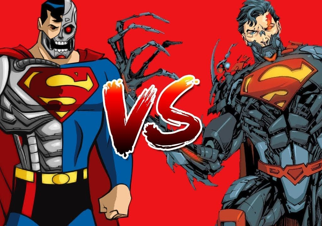 Battle of the Shattered and False Mechanized Hopes (Cyborg Supremen): A Junky Fan Theory