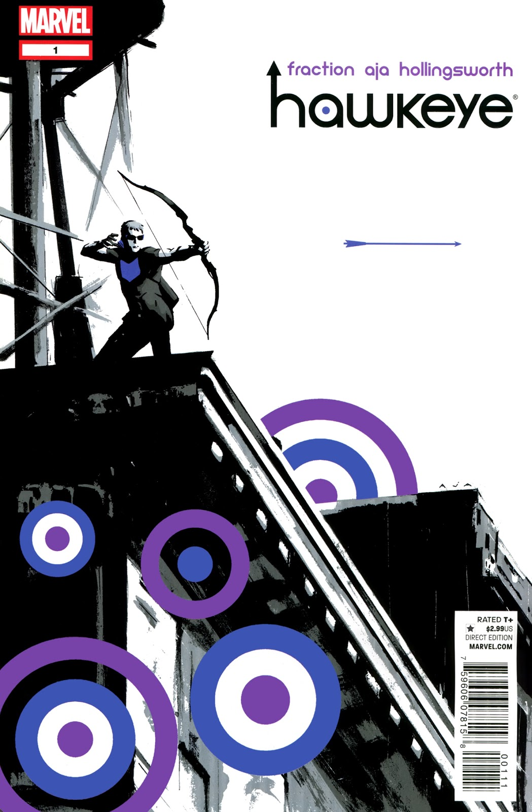 Hawkeye - Comics of decade