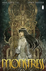 Monstress - Comics of decade