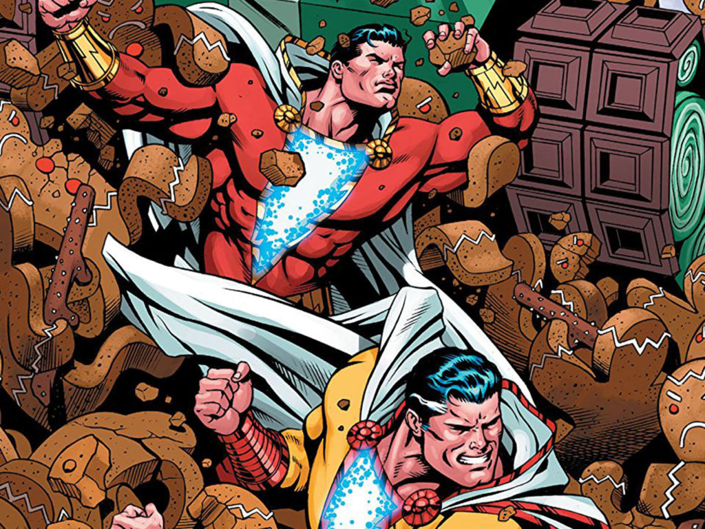 [SPOILER] RETURNS TO THE DCU IN SHAZAM! #10